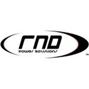 RND Power Solutions promo codes