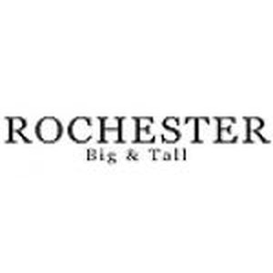 Rochester Big & Tall, a part of the Destination XL family, is a unique, all-inclusive superstore that offers one of the most extensive assortments of men's big & tall clothing and shoes available anywhere.