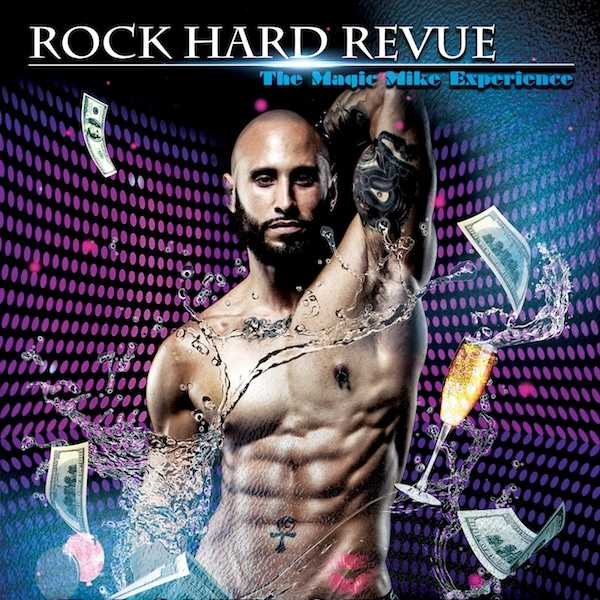 Rock Hard Revue | The Magic Mike Experience promo code