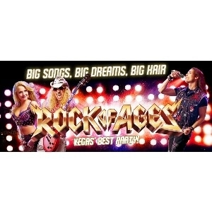 Rock of Ages Vegas promo codes