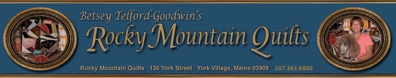 Rocky Mountain Quilts promo codes
