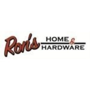Ron's Home & Hardware promo codes