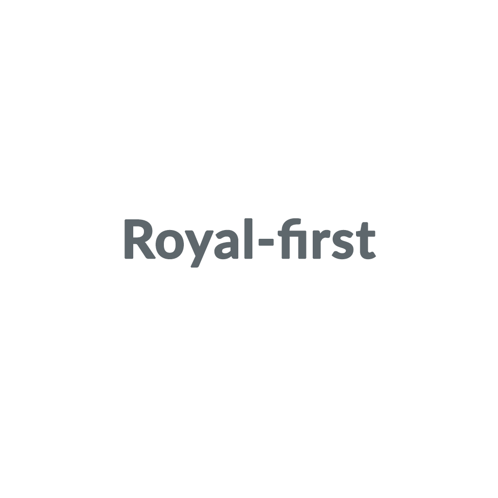 Royal-first promo codes
