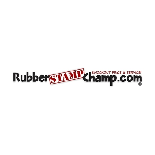 RubberStampChamp Coupons Promo Codes Deals