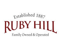 Ruby Hill Winery promo codes