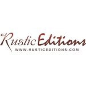 Rustic Editions promo code