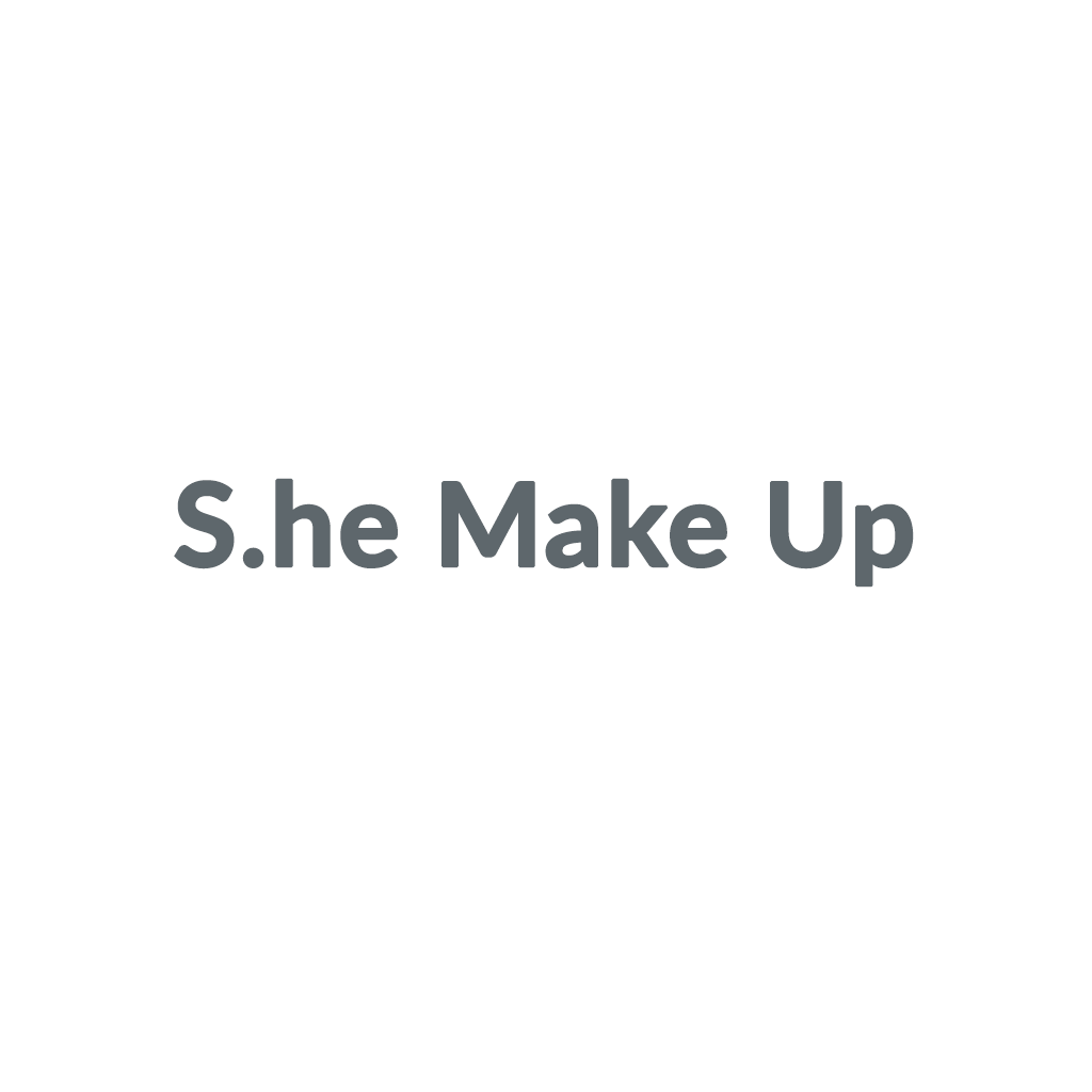 S.he Make Up promo codes