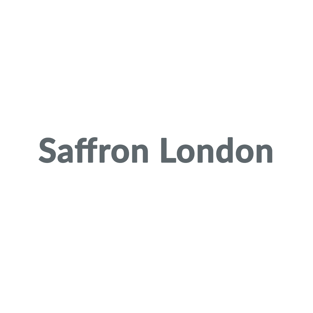 Saffron London promo codes