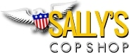 Sally's Cop Shop promo codes