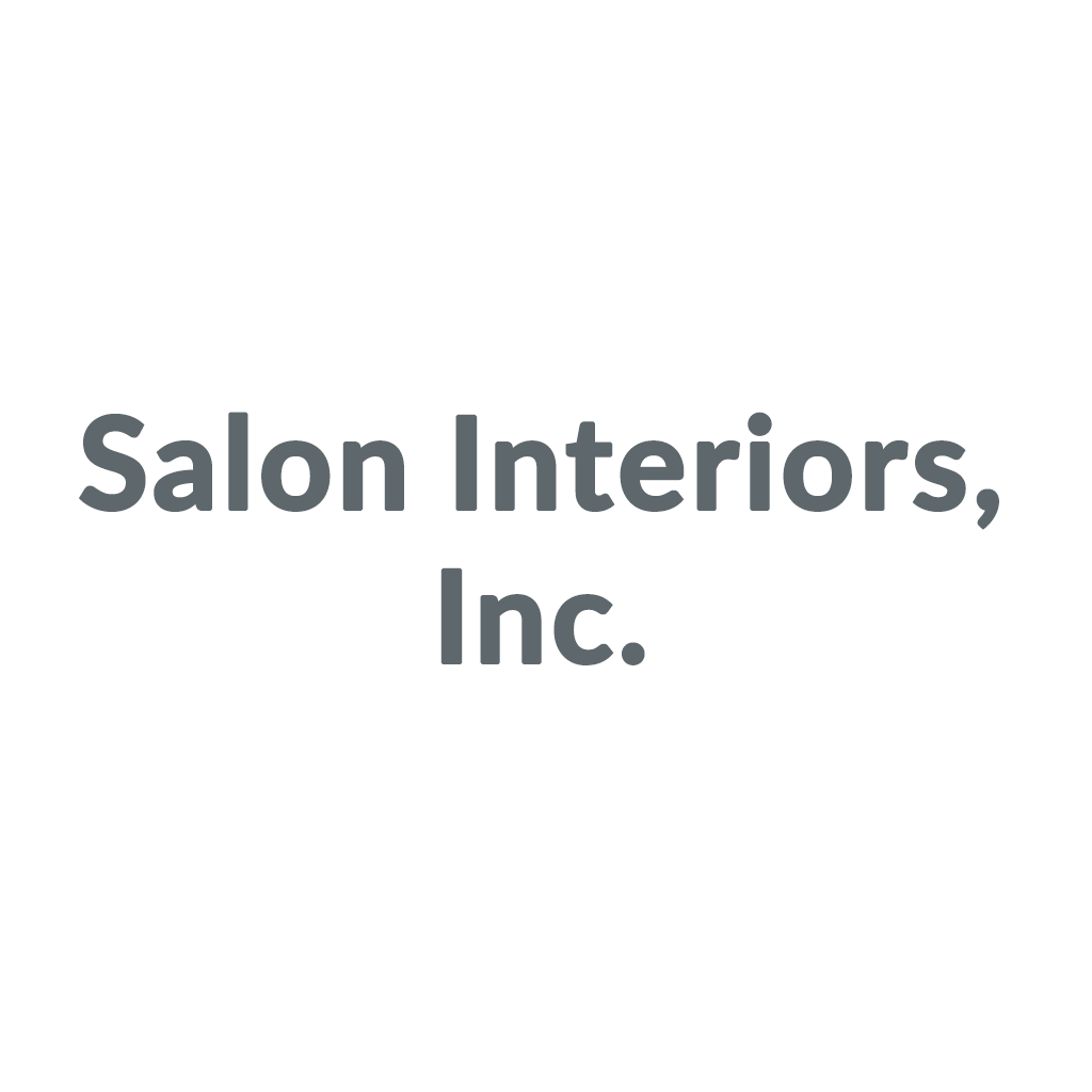 Salon Interiors, Inc. promo codes