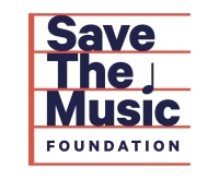 Save The Music Foundation promo codes