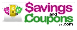 Savings and Coupons promo codes