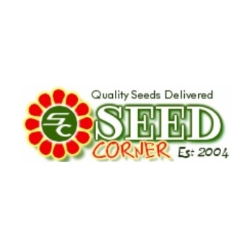 10% Off Seed Corner Coupon Code | Seed Corner 2018 Codes | Dealspotr
