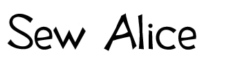 Sew Alice promo codes