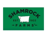 Shamrock Farms promo codes