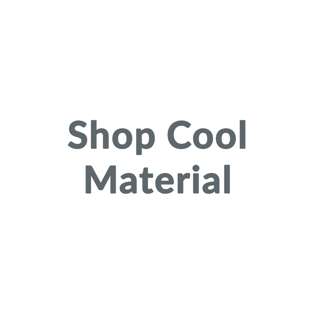 Shop Cool Material promo codes