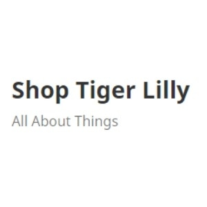 Shop Tiger Lilly promo codes