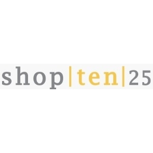 ShopTen 25 promo codes