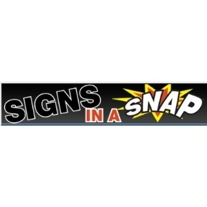 Signs In A Snap promo codes