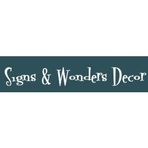 Signs & Wonders Decor promo codes