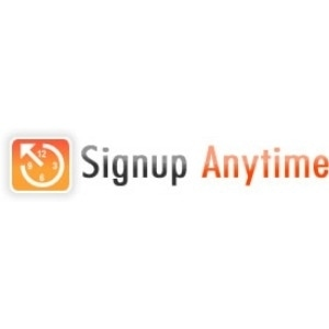 Signup Anytime