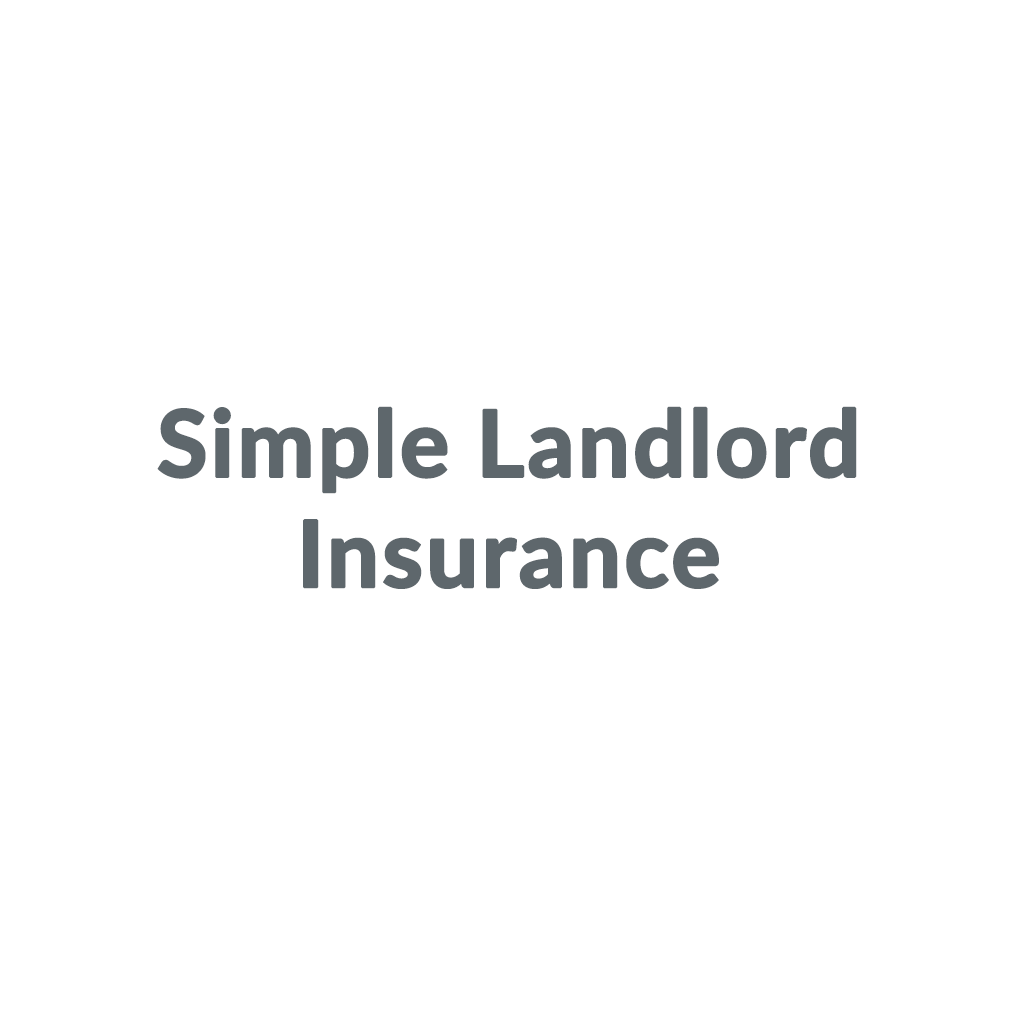 Simple Landlord Insurance promo codes