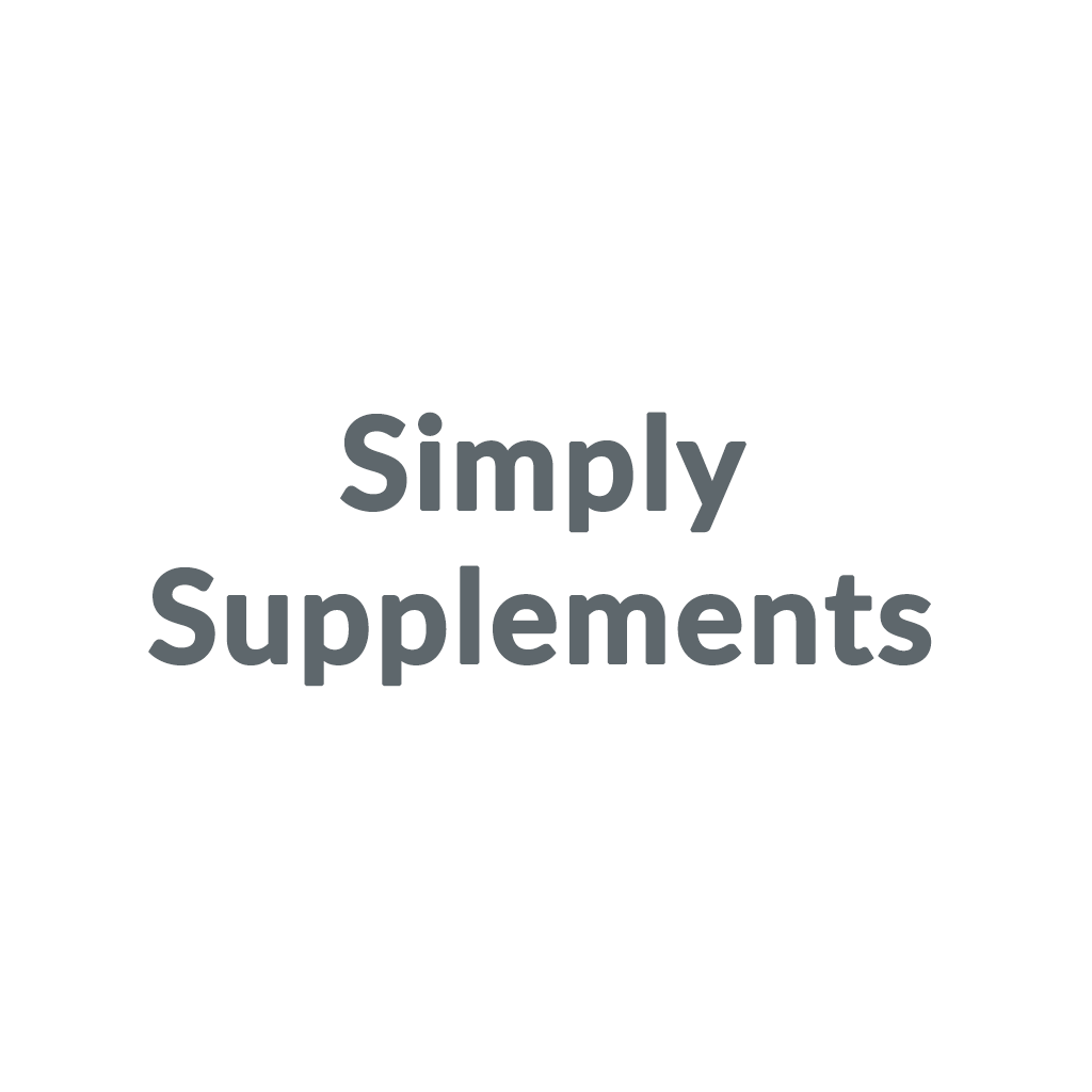 Simply Supplements promo codes