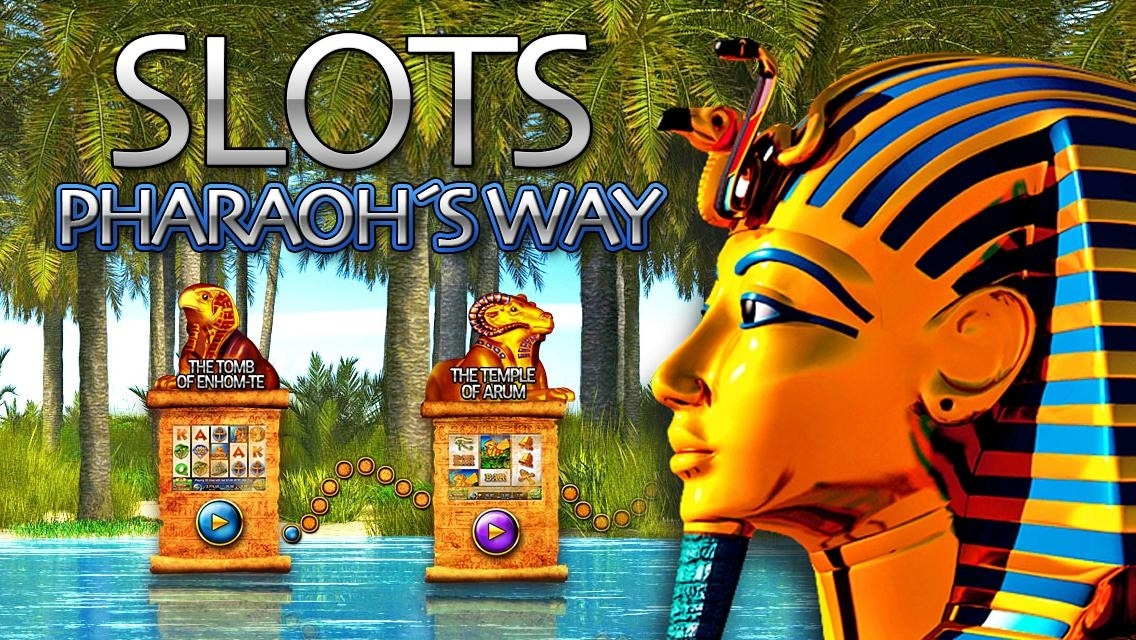CJM Slots Pharao's Way App promo codes
