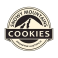 Snowy Mountains Cookies