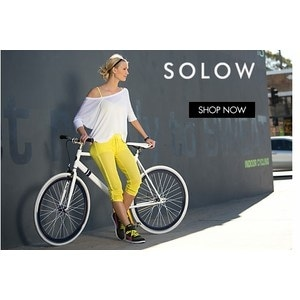 SOLOW promo codes