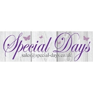 Special Days promo codes