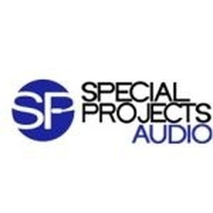 Special Projects Audio promo codes