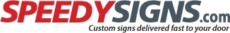 SpeedySigns promo codes