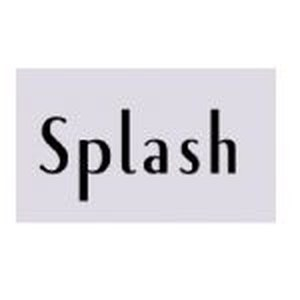 Splash promo codes