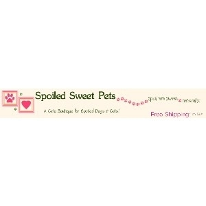Spoiled Sweet Pets Shoppe promo codes