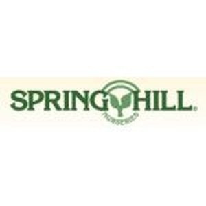Spring Hill promo codes