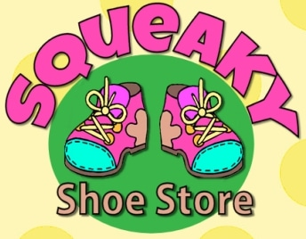 Squeaky Shoe Store promo codes