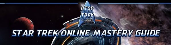 Star Trek Online Mastery Guide promo codes