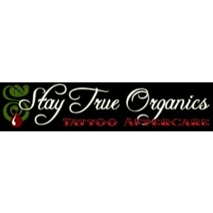 Stay True Organics Tattoo Aftercare