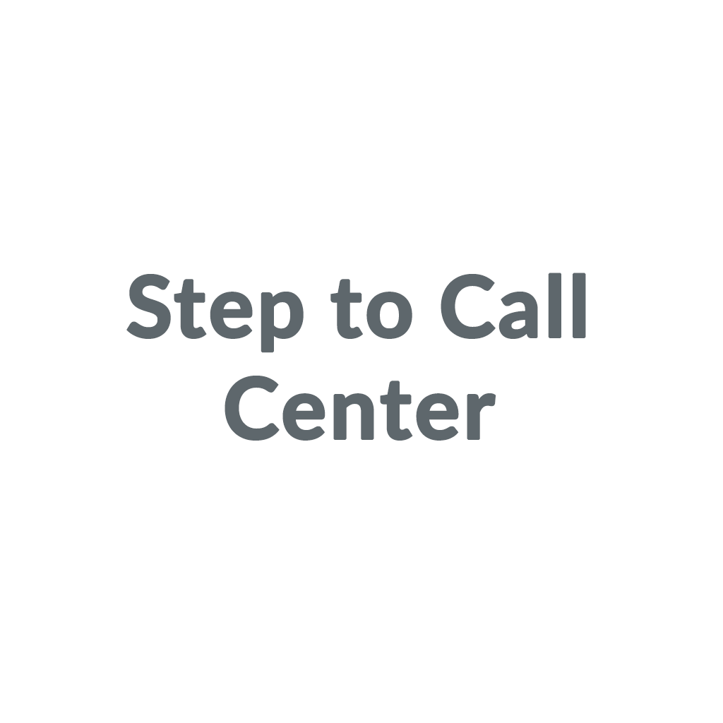 Step to Call Center promo codes