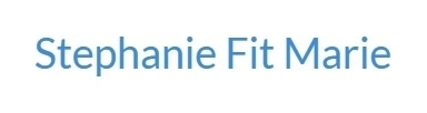 Stephanie Fit Marie promo codes