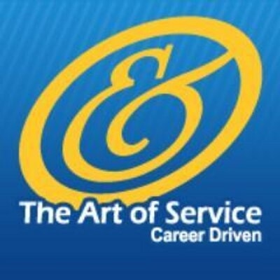 The Art of Service promo codes