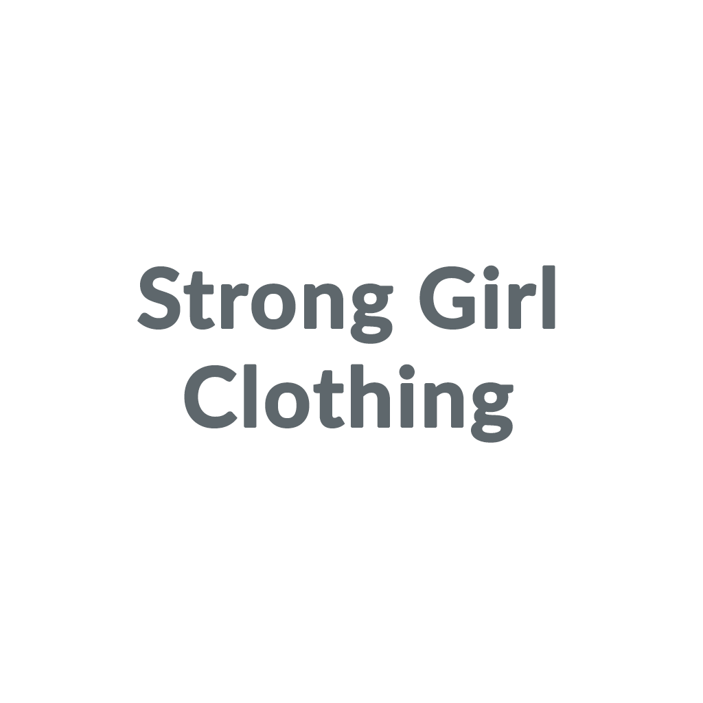 Strong Girl Clothing promo codes
