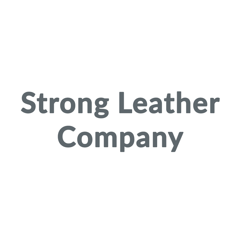 Strong Leather Company promo codes