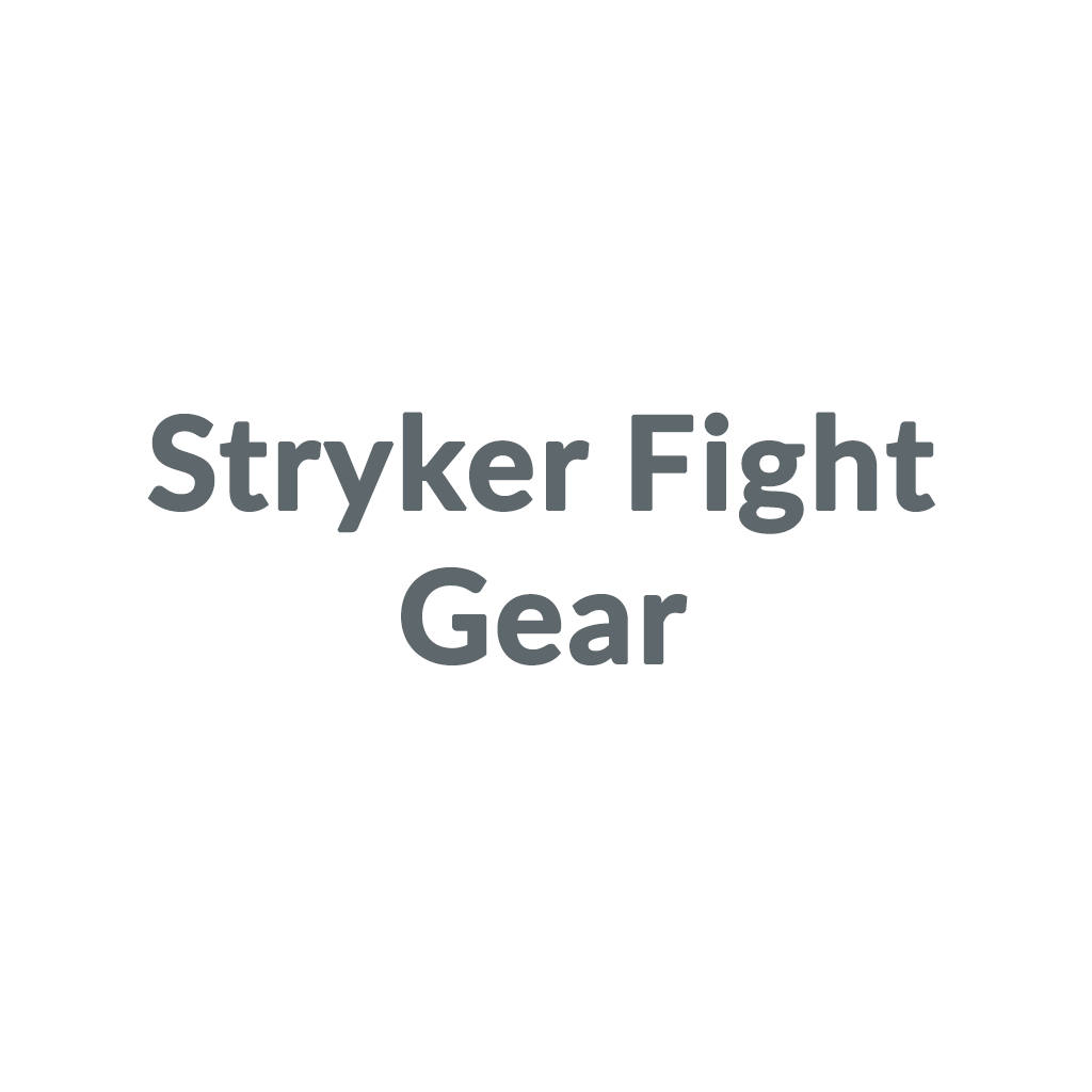 Stryker Fight Gear promo codes