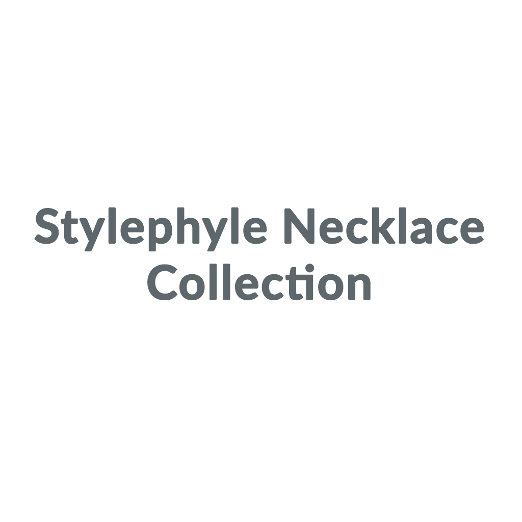 Stylephyle Necklace Collection promo codes