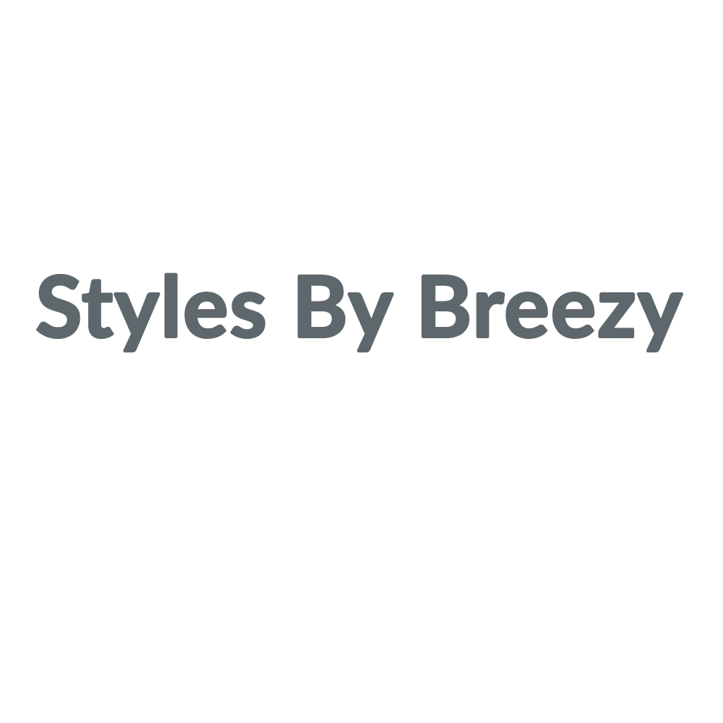 Styles By Breezy promo codes