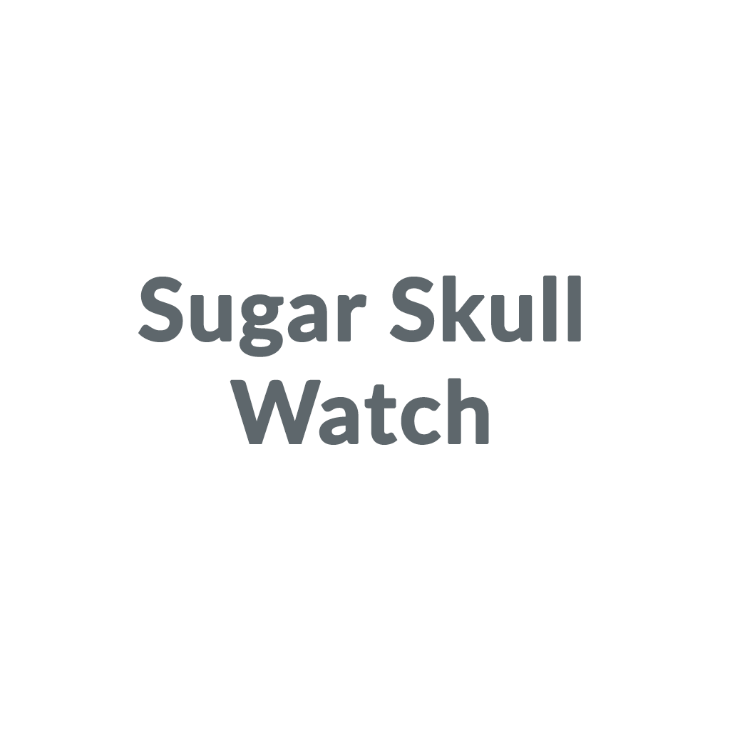 Sugar Skull Watch promo codes