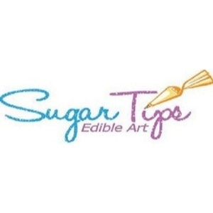 Sugar Tips Edible Art