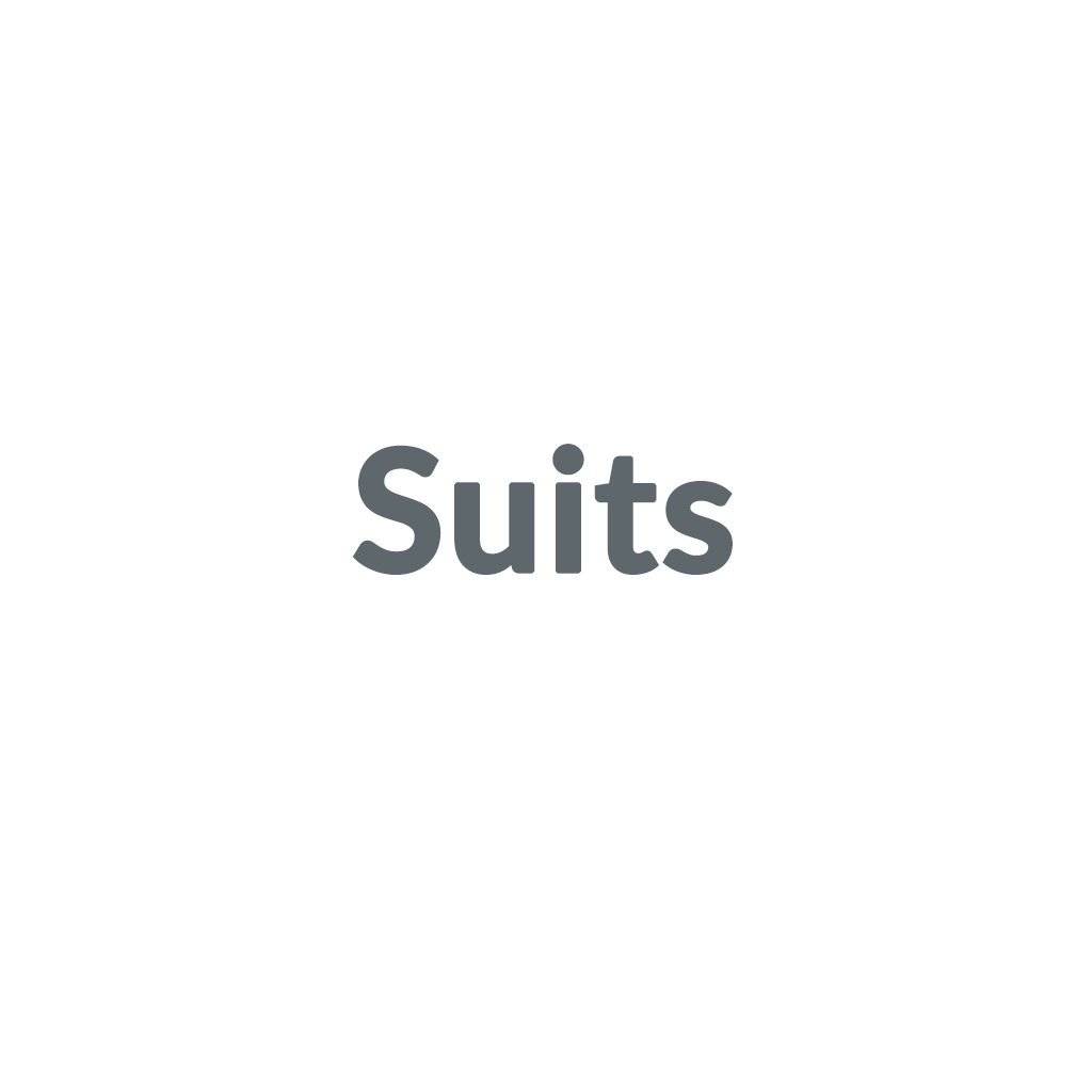 Suits promo codes